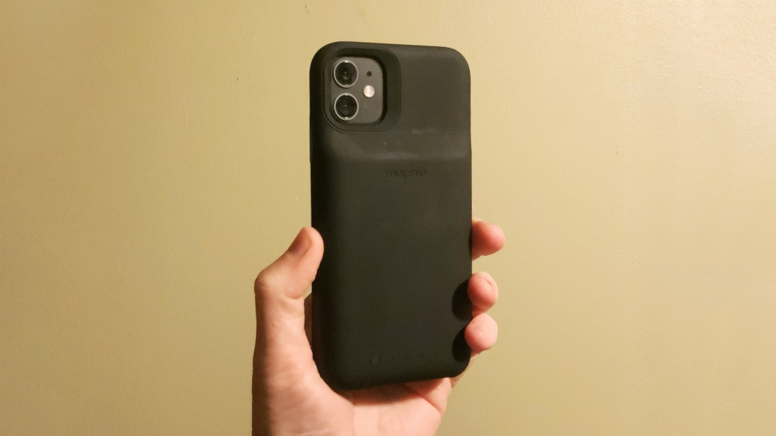 Mophie Juice Pack Access for iPhone 11