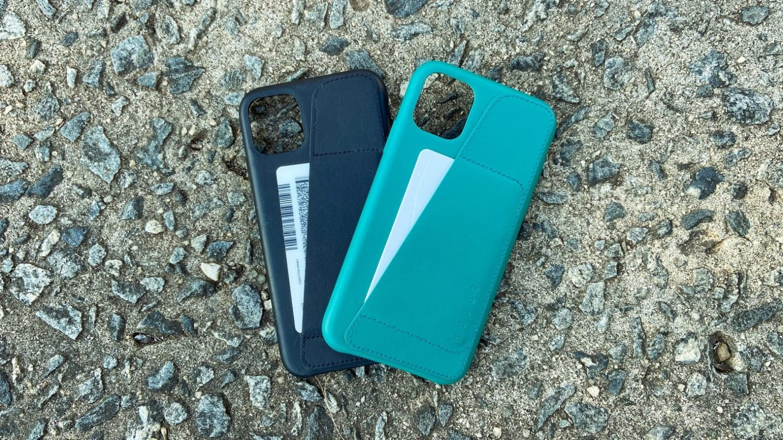 Mujjo Leather Wallet Case for iPhone 11 can be all you need to carry around.