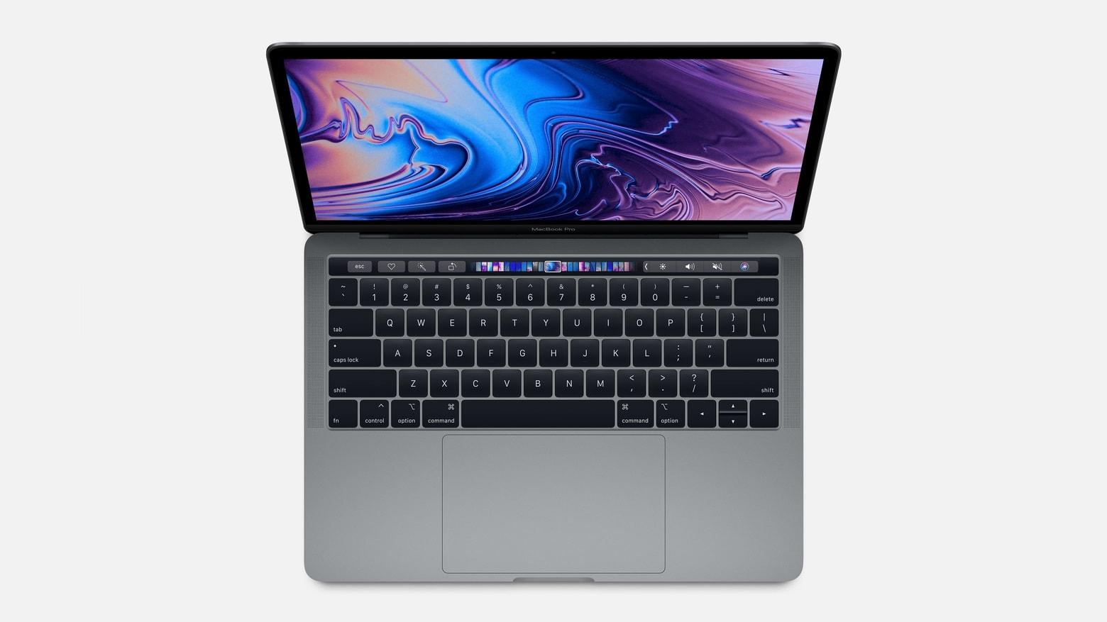 MacBook Pro de 13 pulgadas de 2019