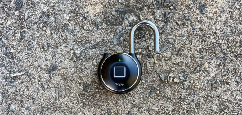 Tapplock One+ smart padlock