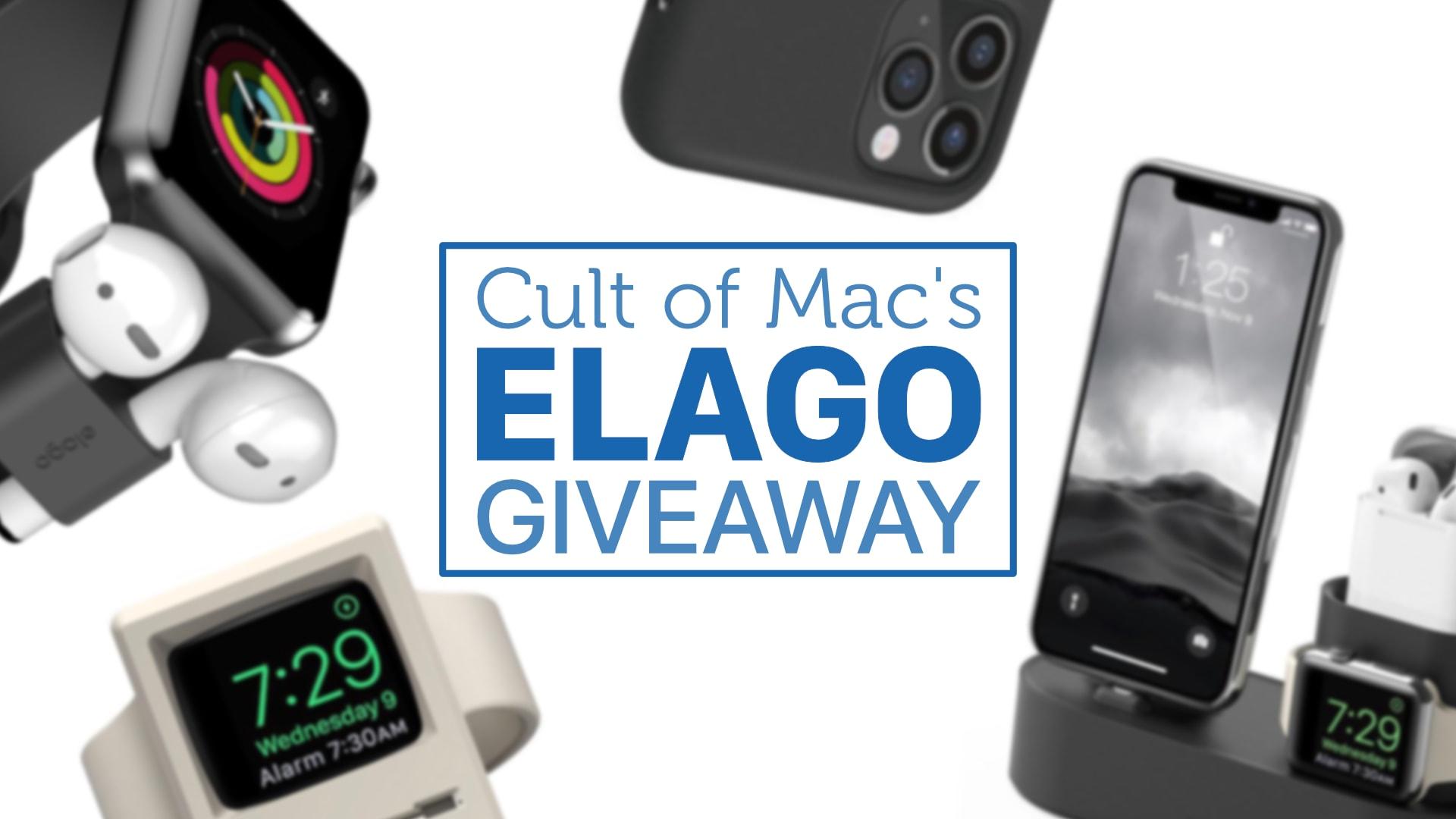 Elago-giveaway