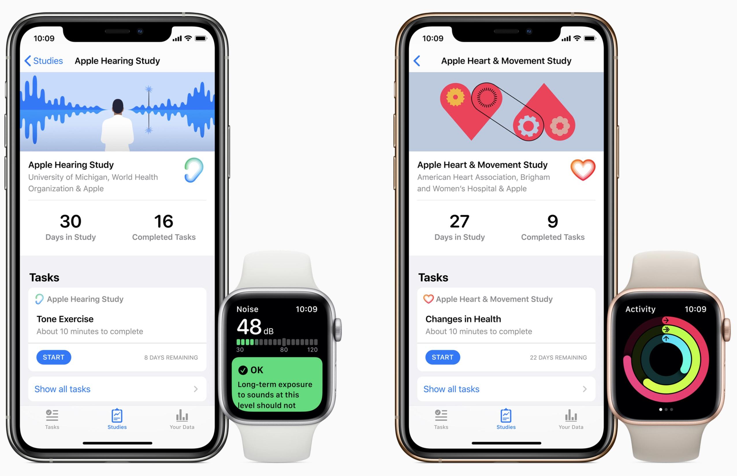 Apple-Research-app