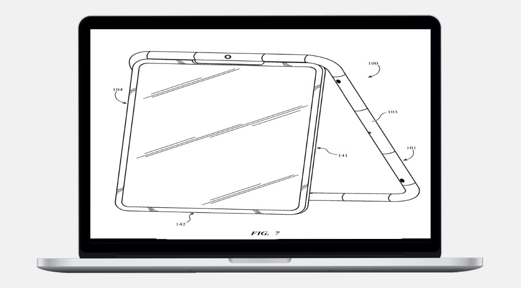 Apple proposed swinging iPhone case