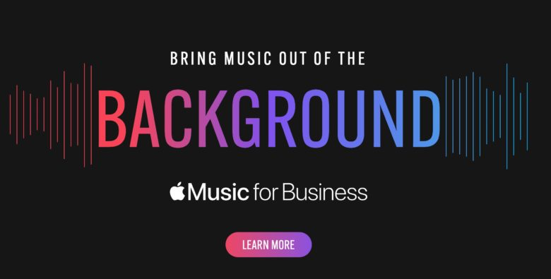 Apple Music For Business gives stores a legal way to stream Apple Music