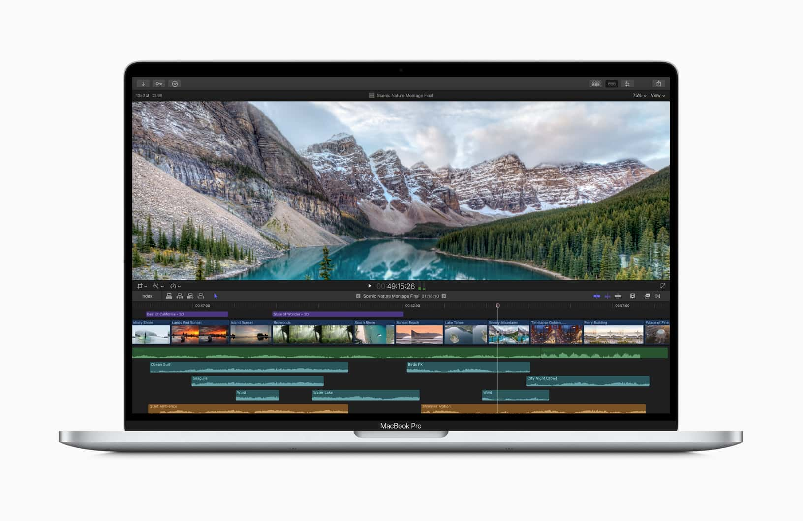 Apple calls the new 16-inch MacBook Pro the most powerful pro notebook yet
