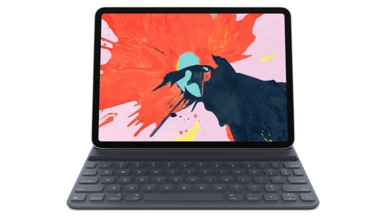 iPad Pro with Smart Keyboard