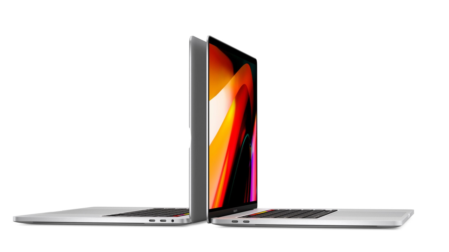 The 16-inch MacBook Pro isn't quite as svelte as it could be.
