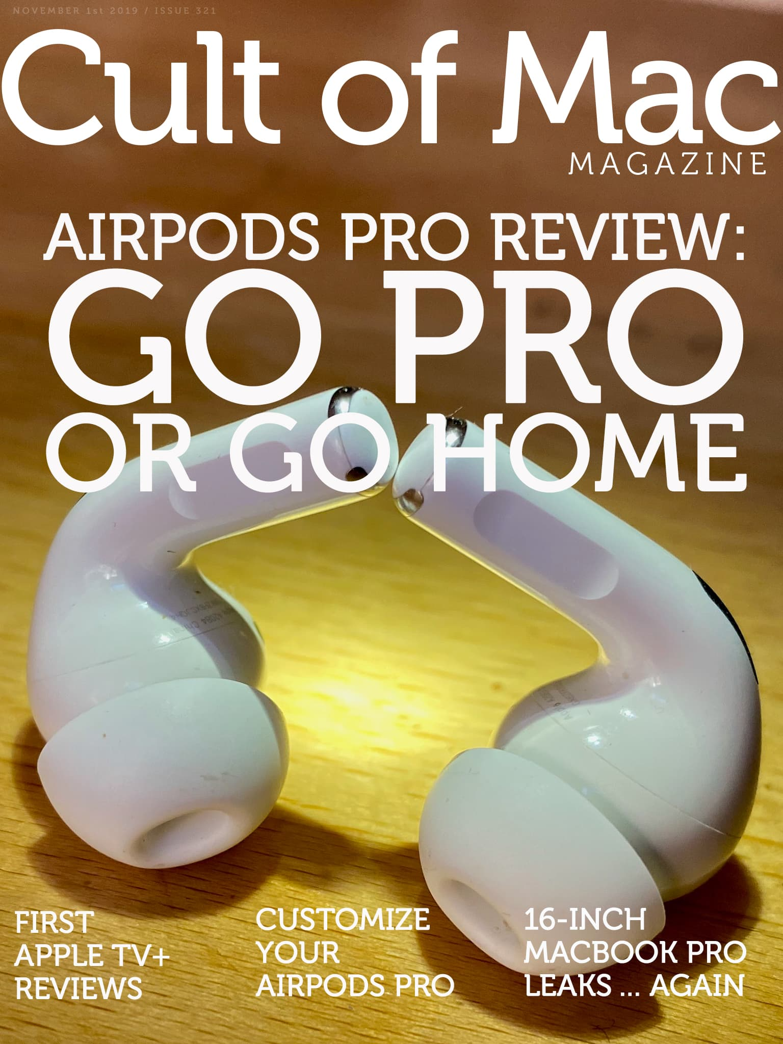 With AirPods Pro, the original AirPods just got far better.