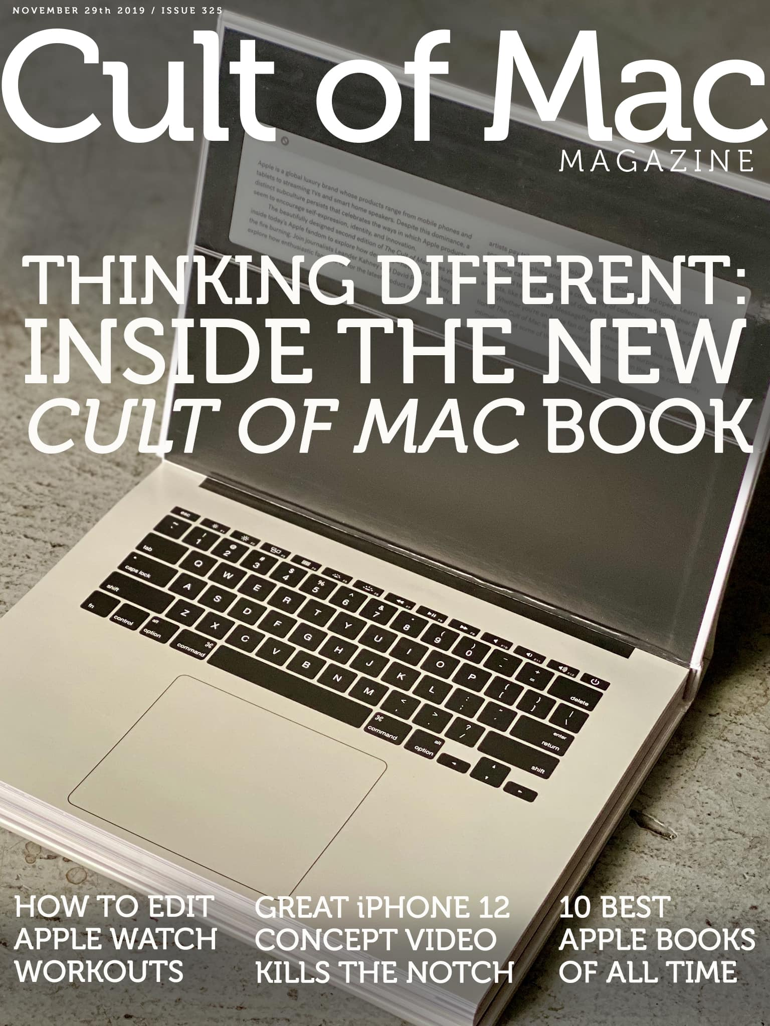 Peek inside the new book Cult of Mac, 2nd Edition.