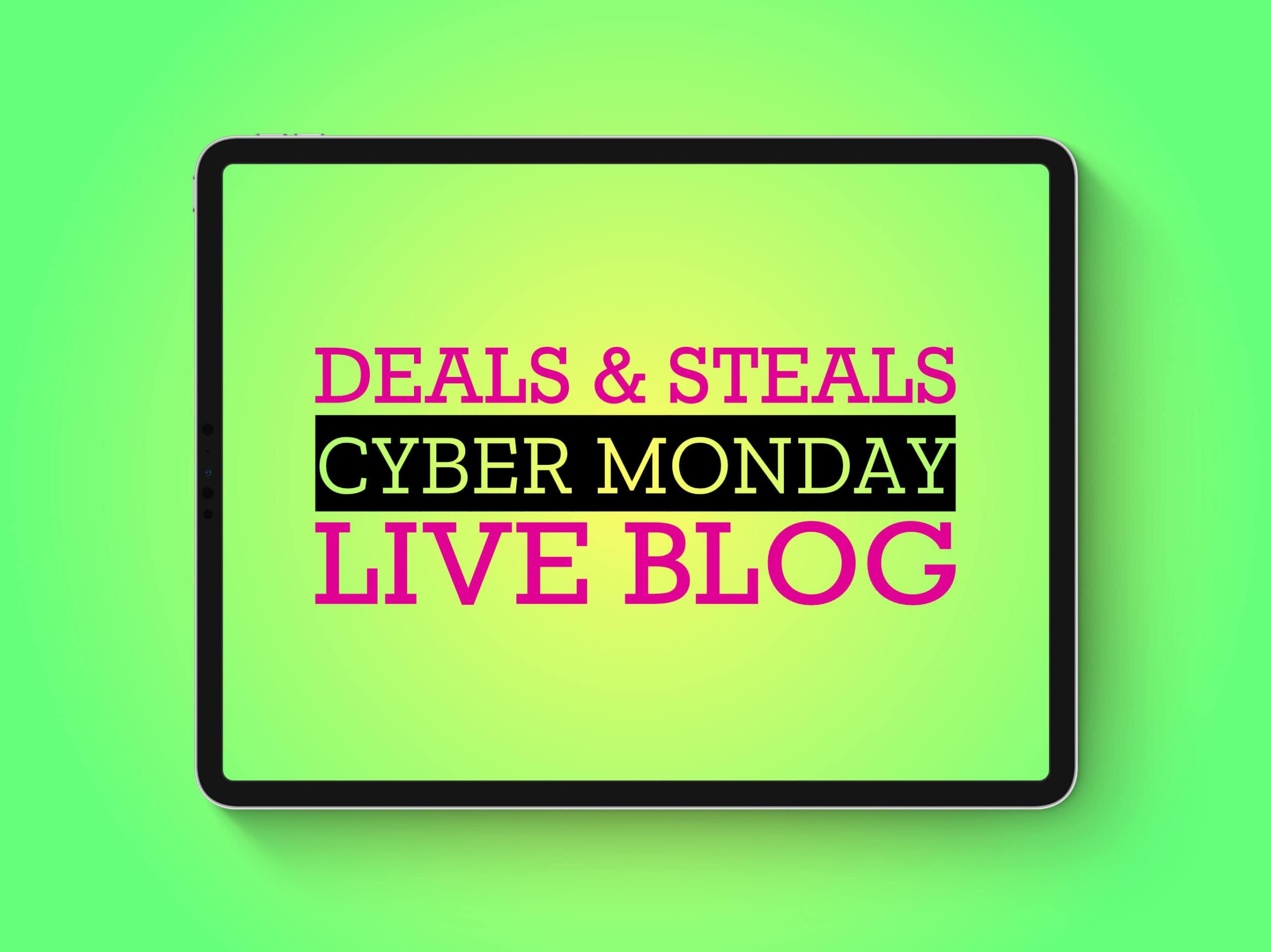 Get The Best Cyber Monday Deals On Apple Gear Deals Steals