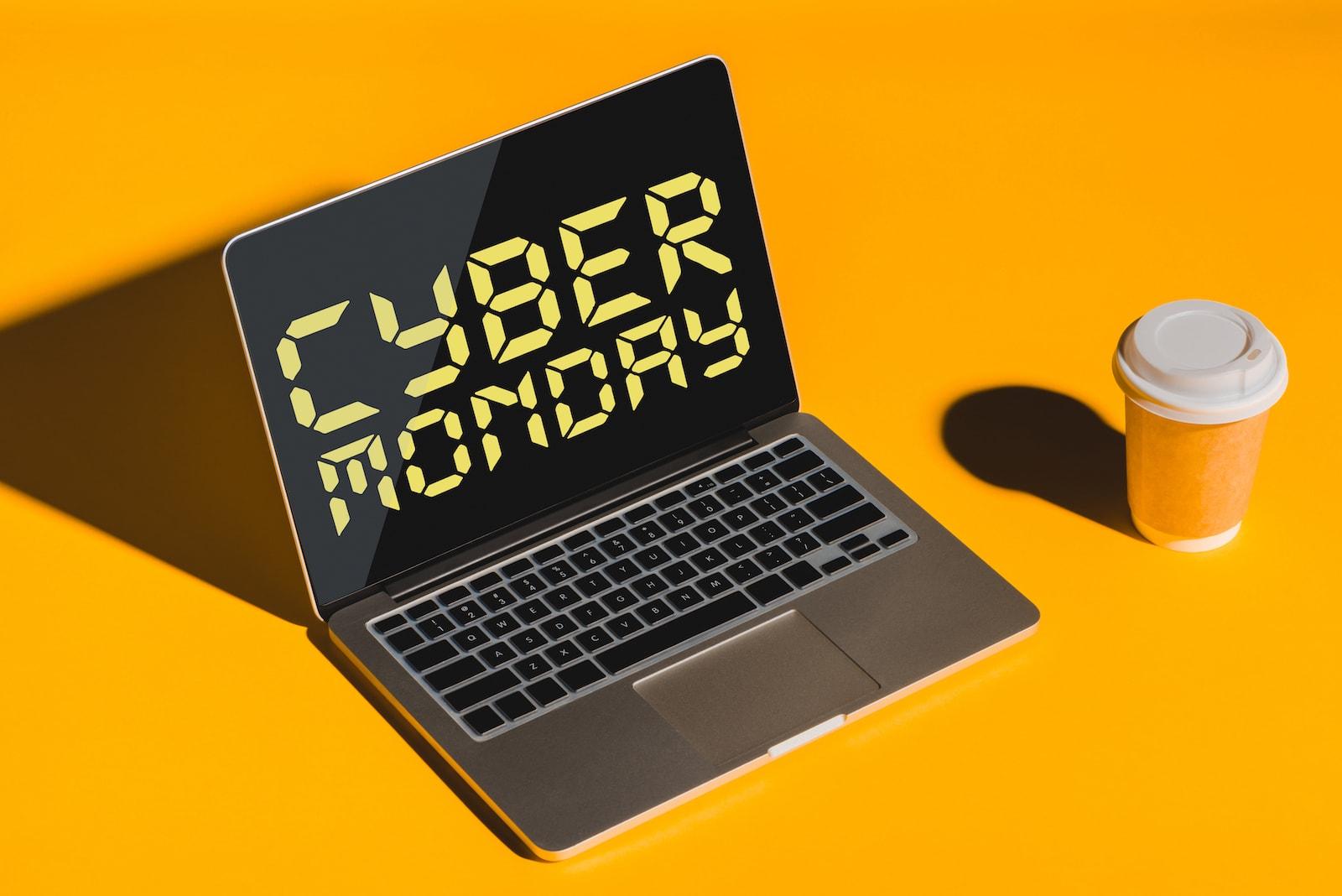 Cyber Monday Main