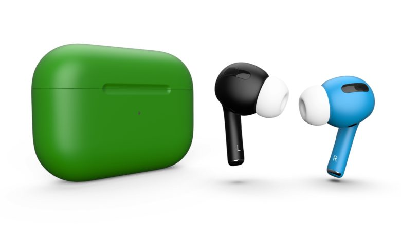 ColorWare customizes AirPods Pro