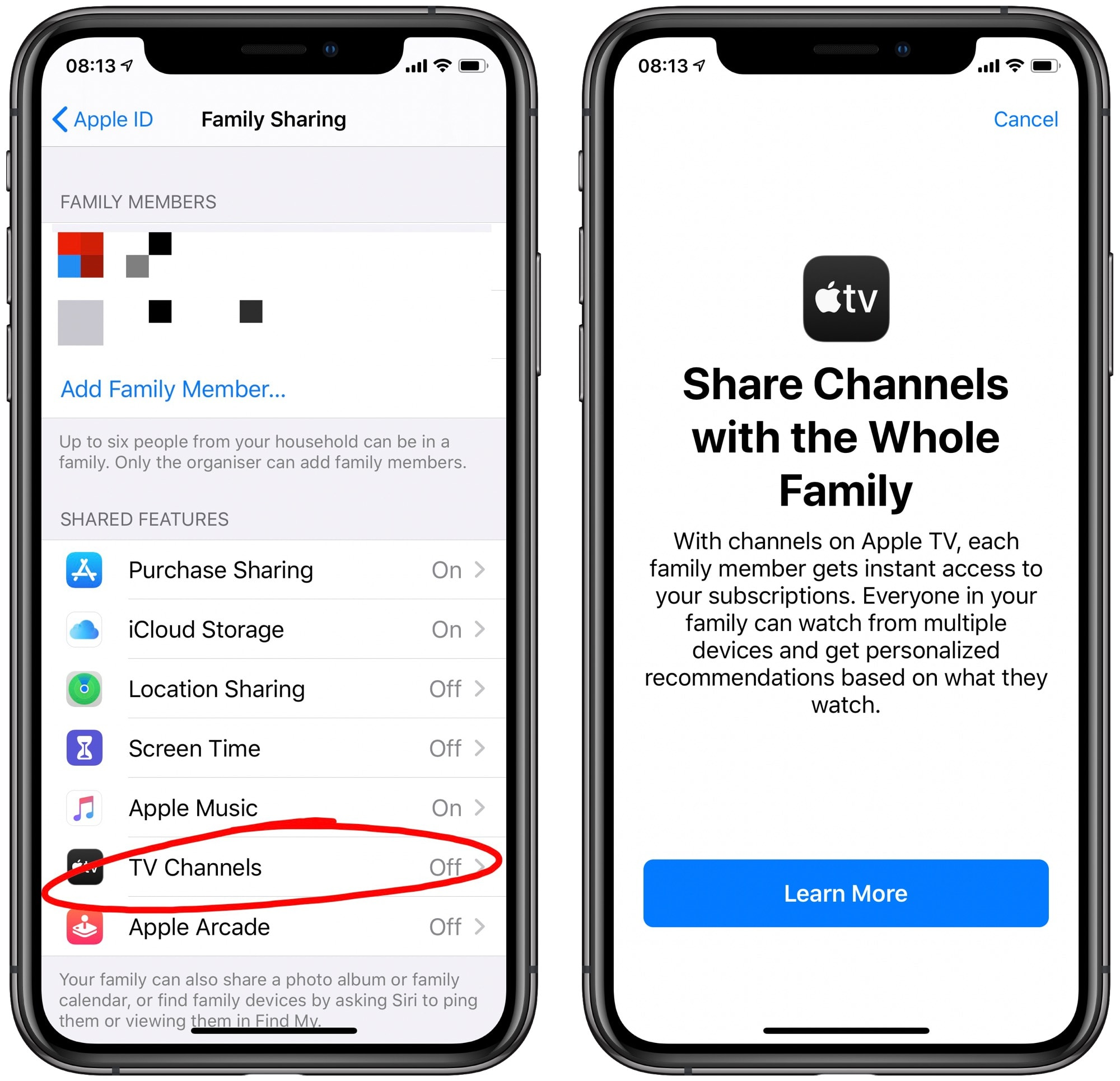 How to share an Apple TV+ subscription with your family | Cult of Mac