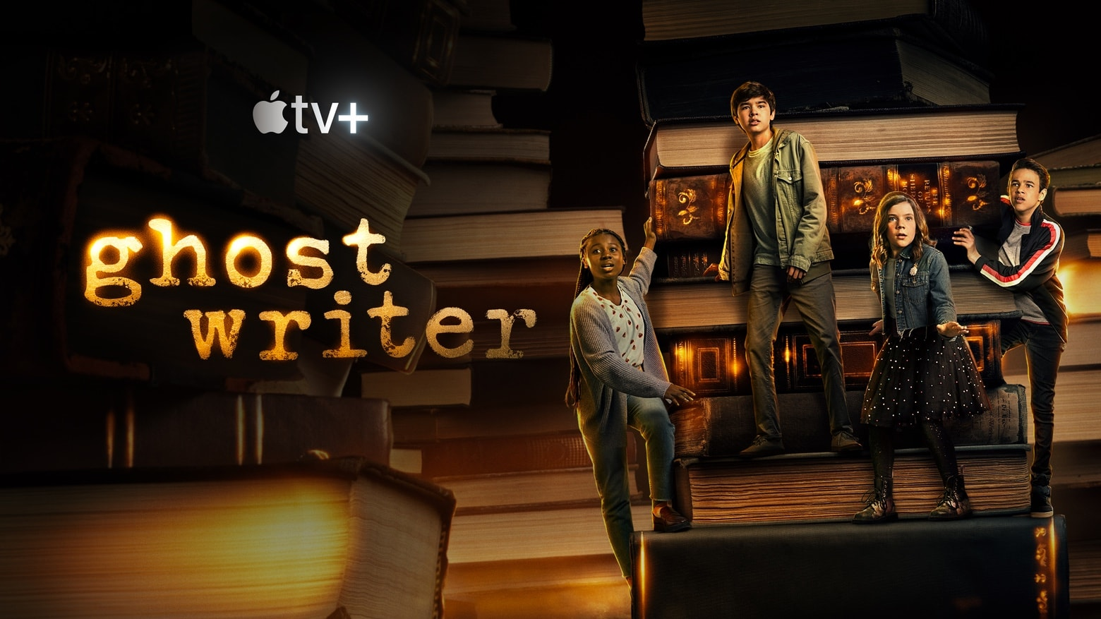 Ghostwriter on Apple TV+