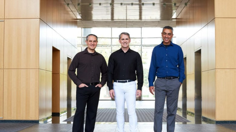 Three former Apple employees formed their own chip-design firm