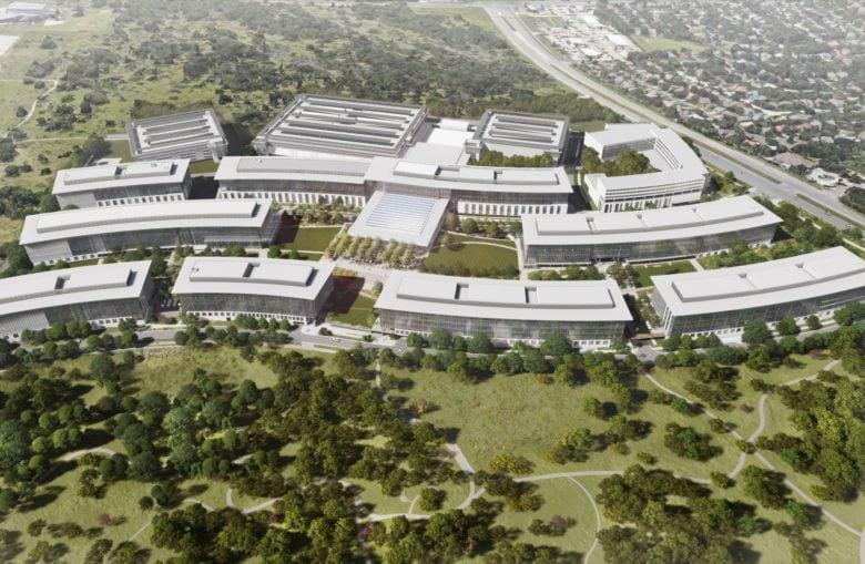 Apple-new-Austin-campus