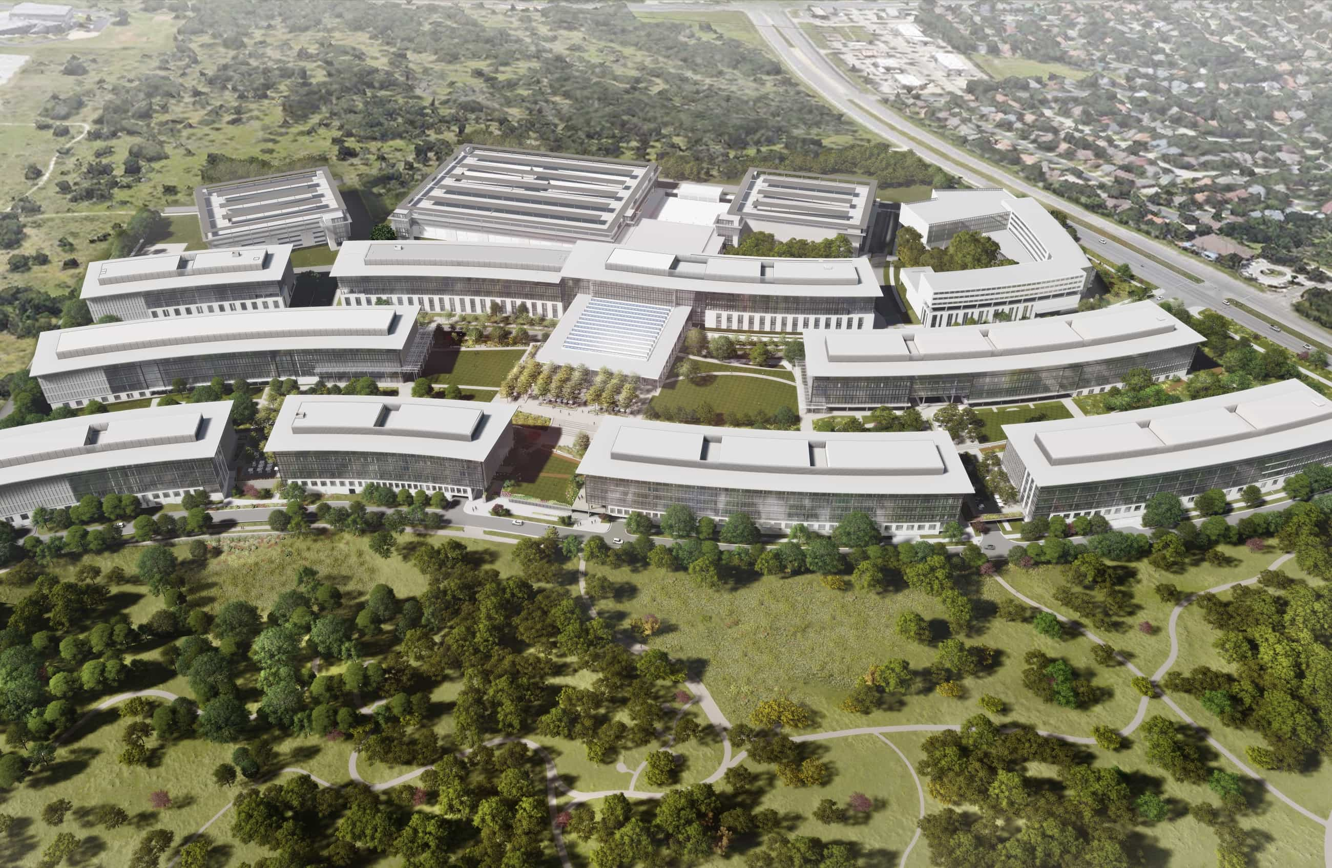 Apple-new-Austin-campus