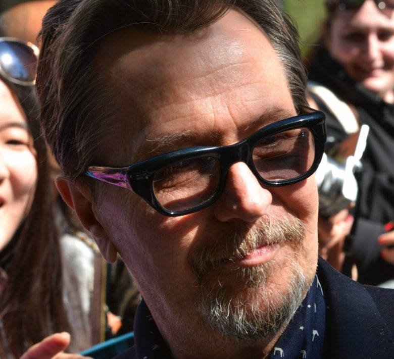 Gary Oldman will star in exiled spy drama for Apple TV+