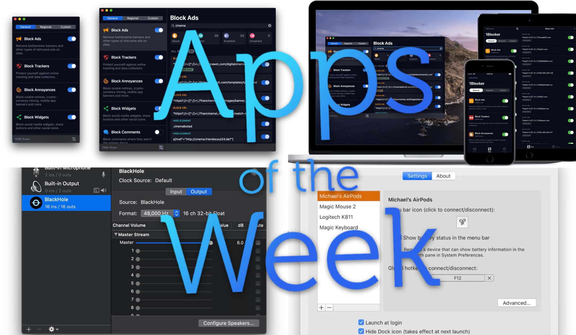 We have lots of amazing Mac apps for you this week.