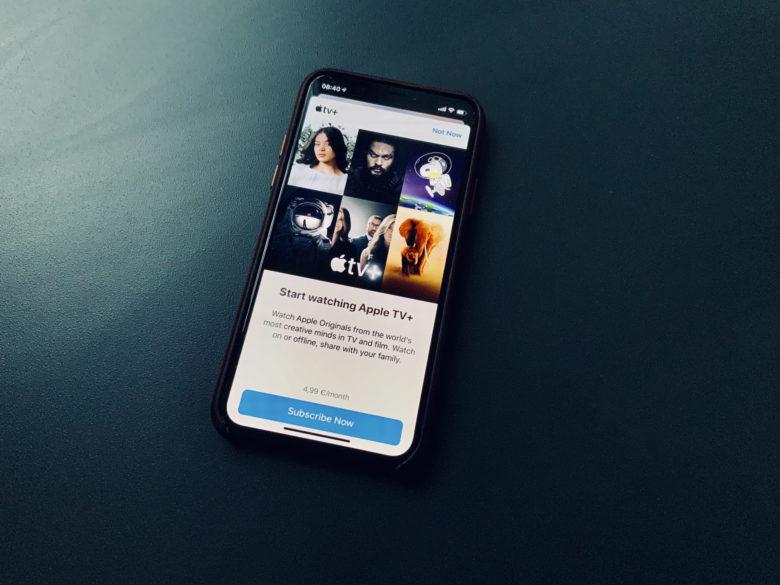 Share Apple TV+