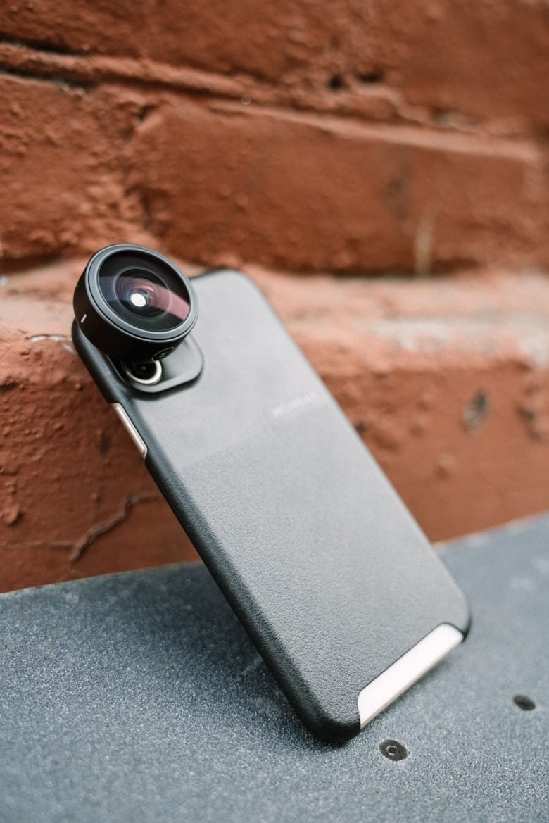 The new Moment fisheye lens is a 14mm with a 170-degree field of view