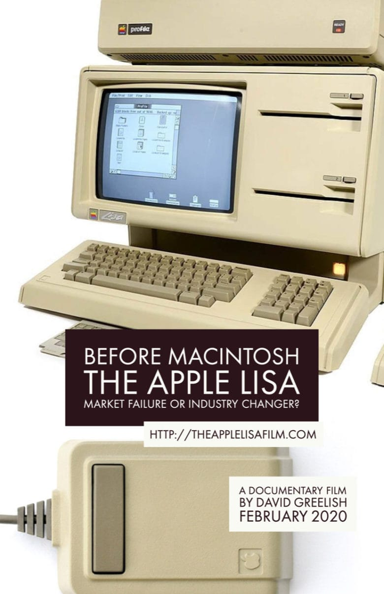 Take an early sneak peak at upcoming Apple Lisa documentary