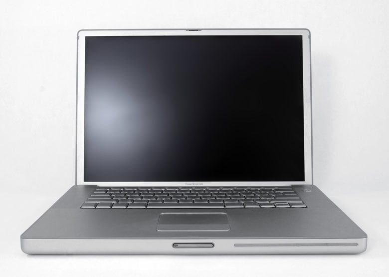 The Titanium Powerbook was a jaw-dropper back in the day