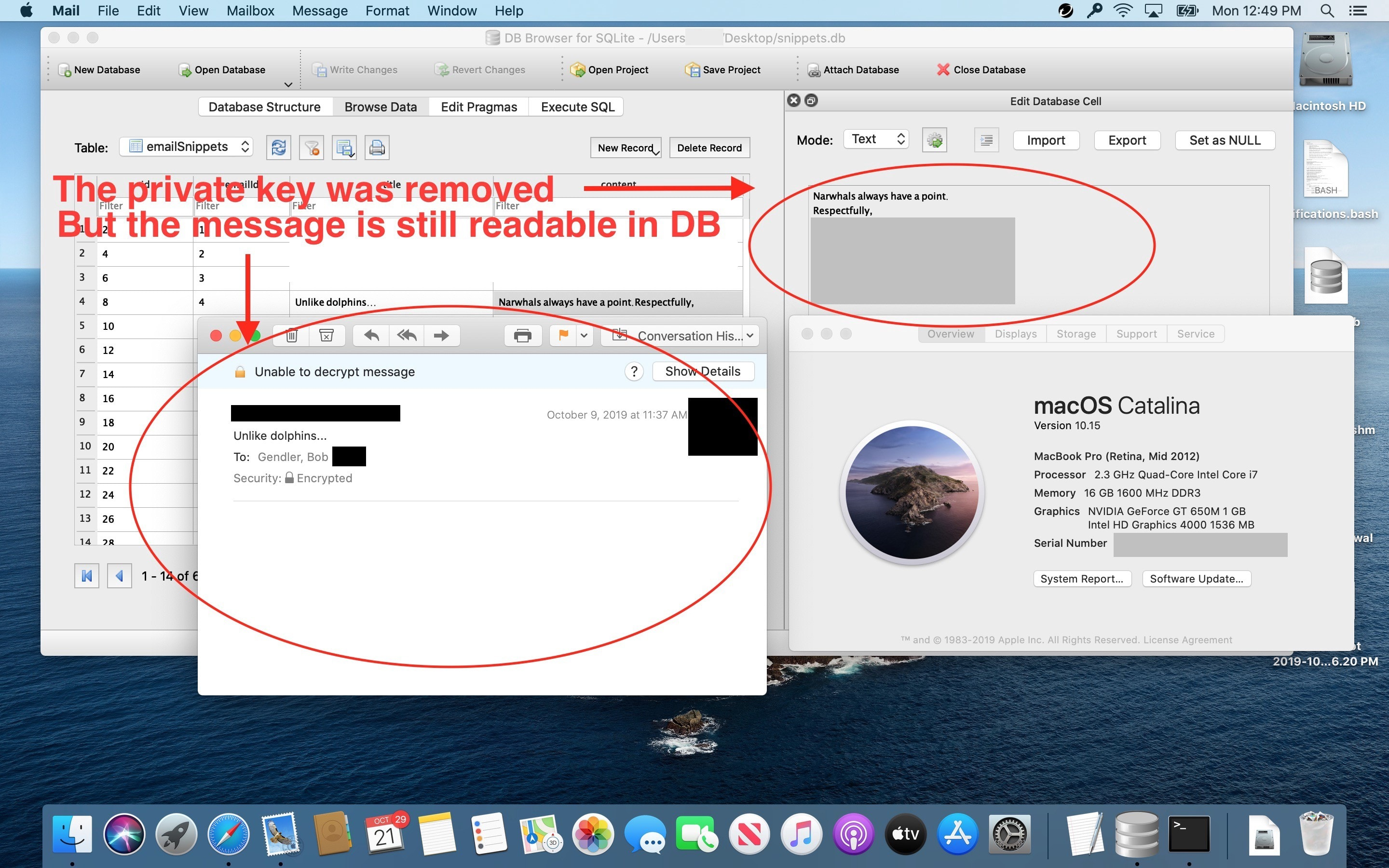 Image result for Apple will fix macOS flaw exposing portions of encrypted emails