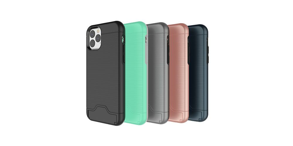iPhone 11 Case with Hidden Credit Card Slot is the perfect all-in-one iPhone case for the minimalist