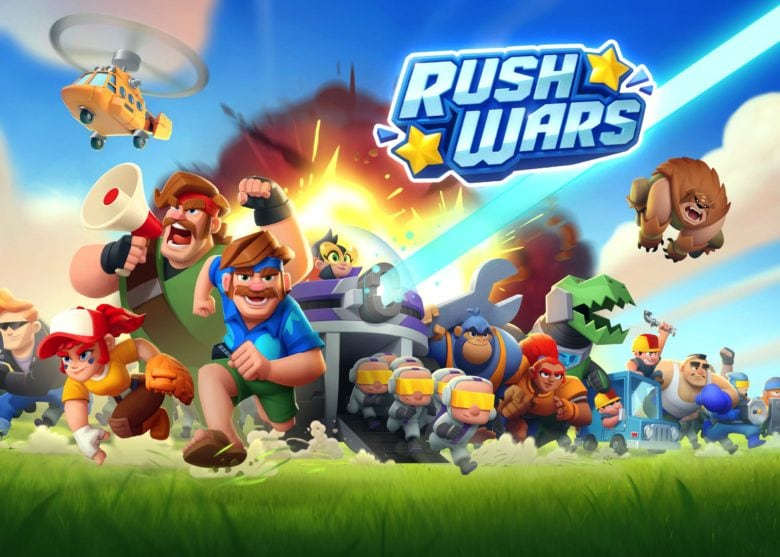 Supercell's Rush Wars has gone to the big App Store in the sky