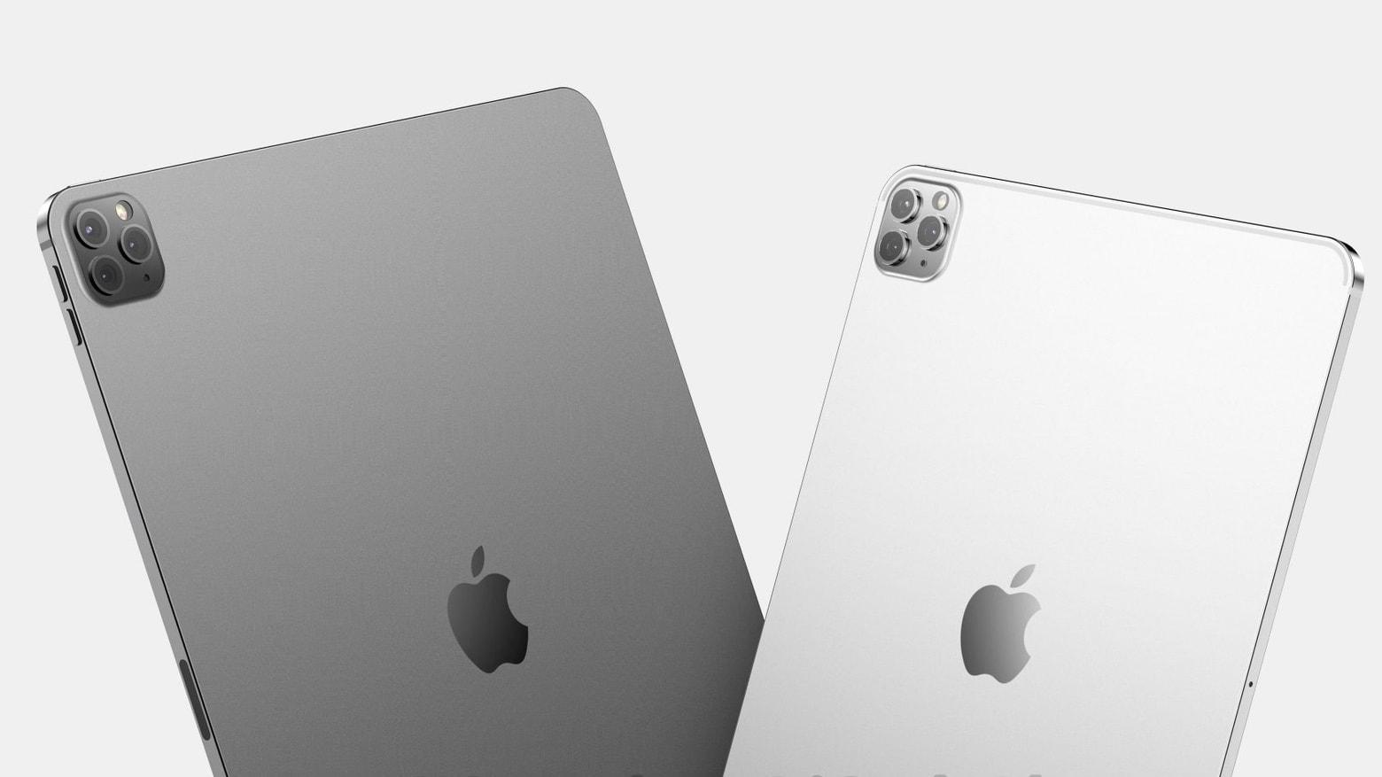 This 2020 iPad Pro render is based on rumors