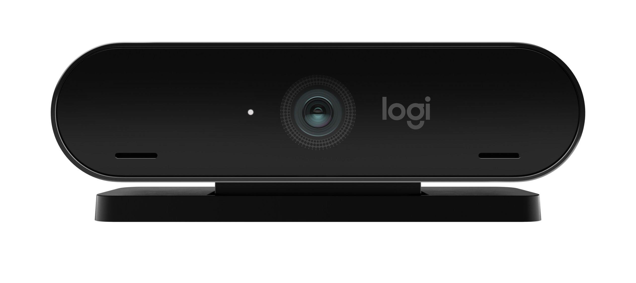 Logitech 4K Pro Magnetic Webcam for Apple Pro Display XDR.