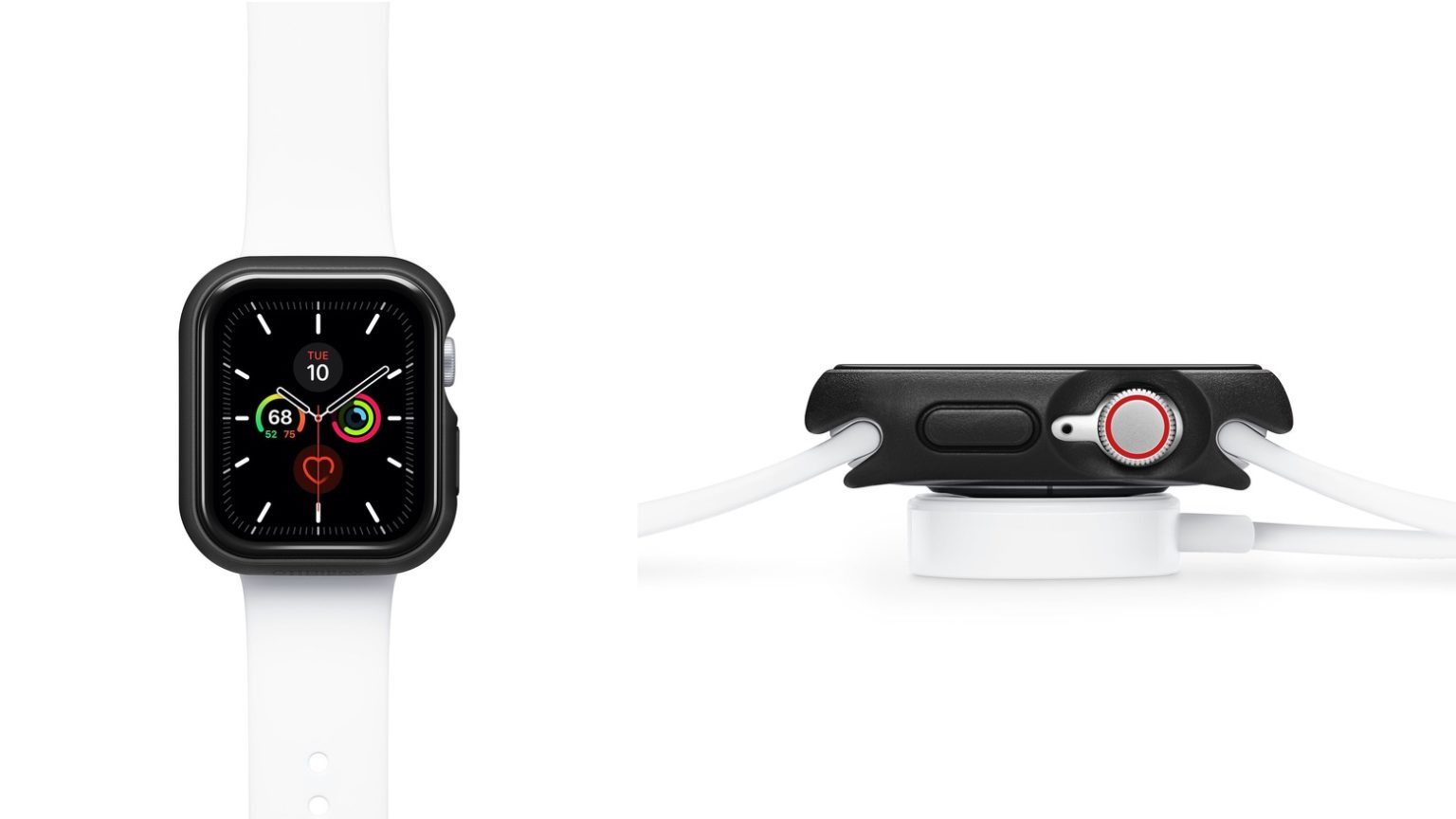 OtterBox Exo Edge Apple Watch case isn't too bulky.