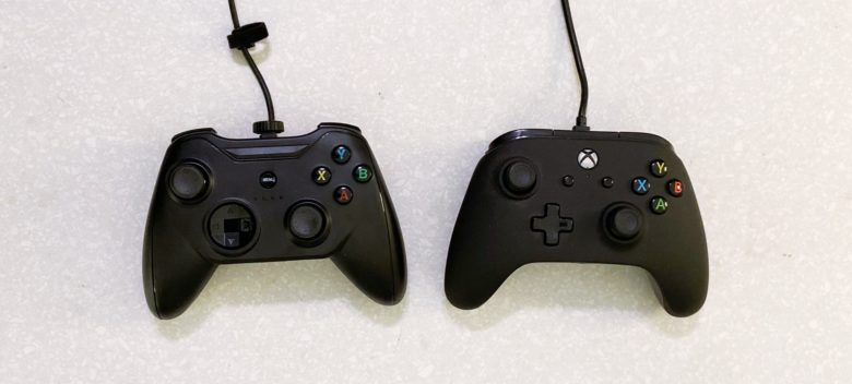 Rotor Riot Wired Game Controller has a very familiar design.