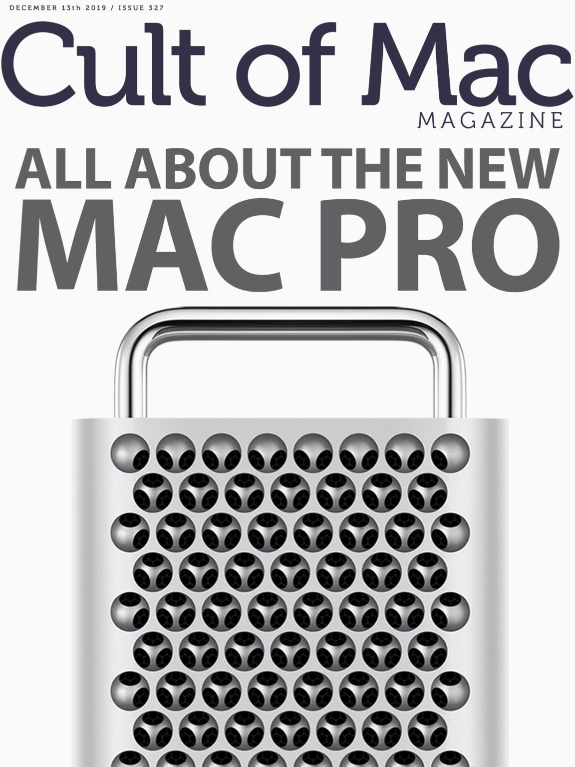 It's a Mac. For pros? What else is there to say? (Plenty, actually.)