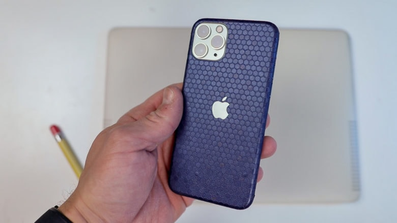 A Slickwrap is a great, affordable way to add personality to your device without the bulk of a case