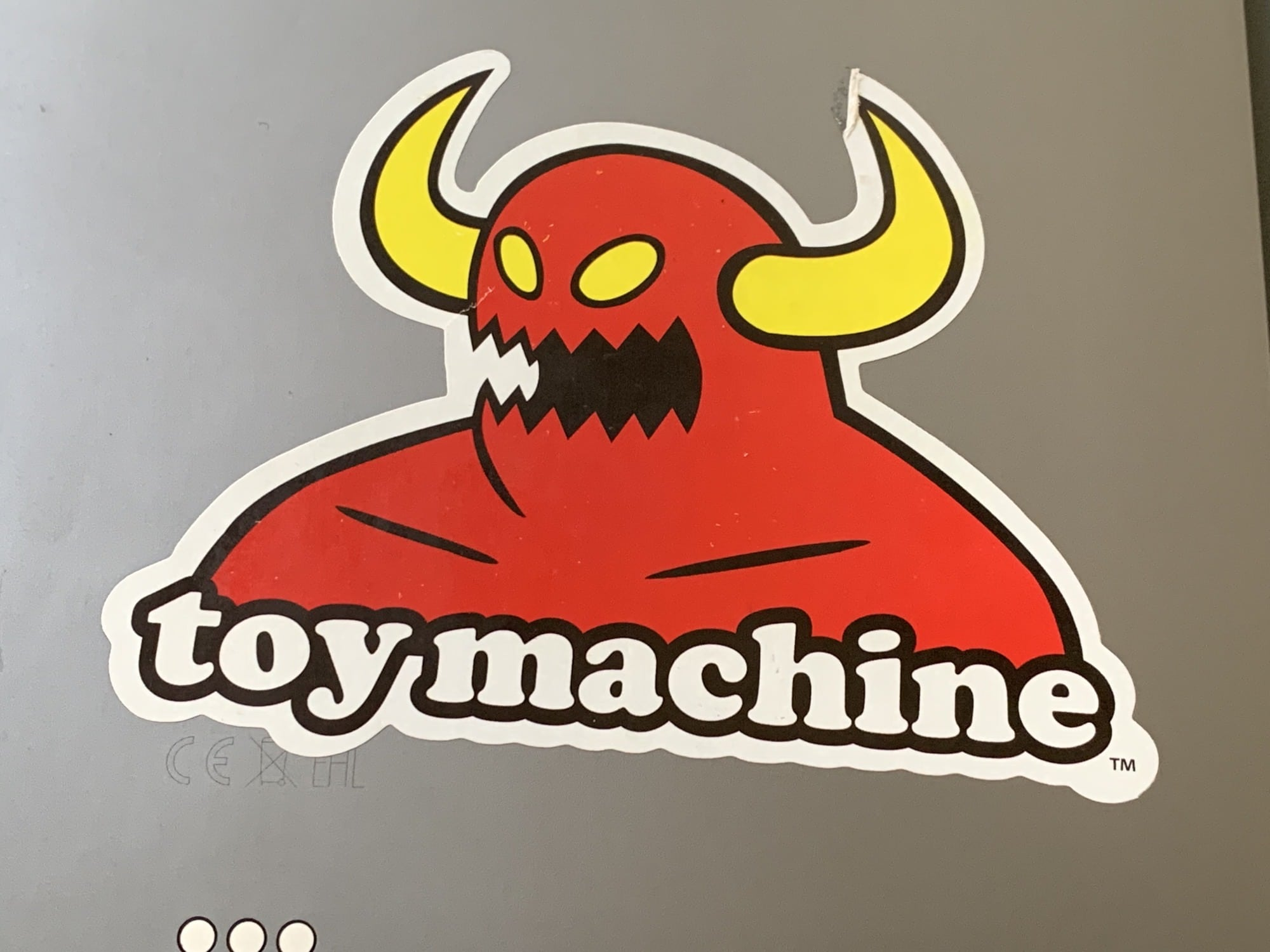 Toy Machine Monster.