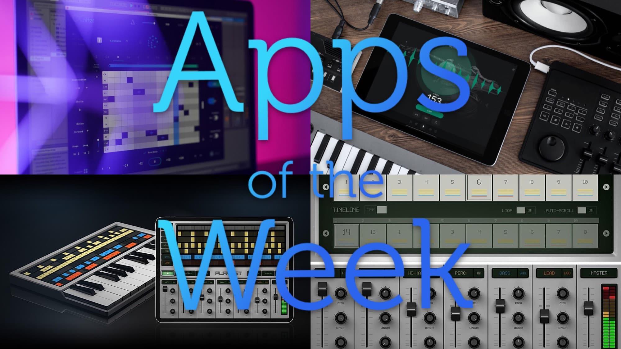 music app roundup