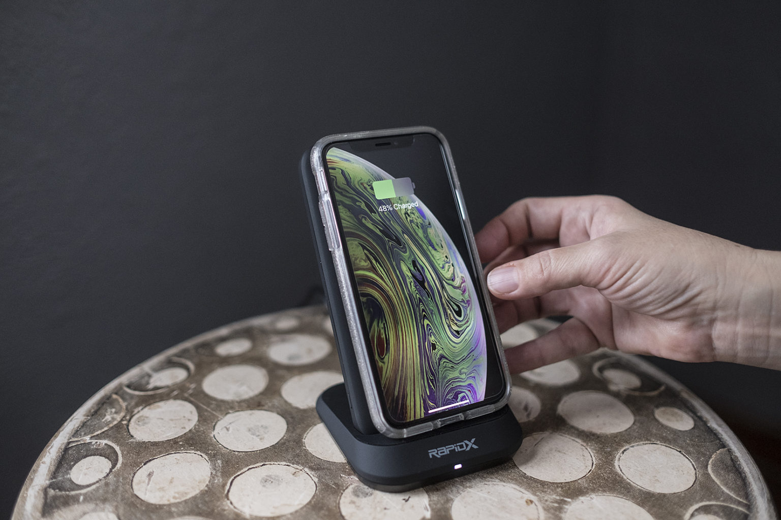 Review of RapidX MyPort wireless charger