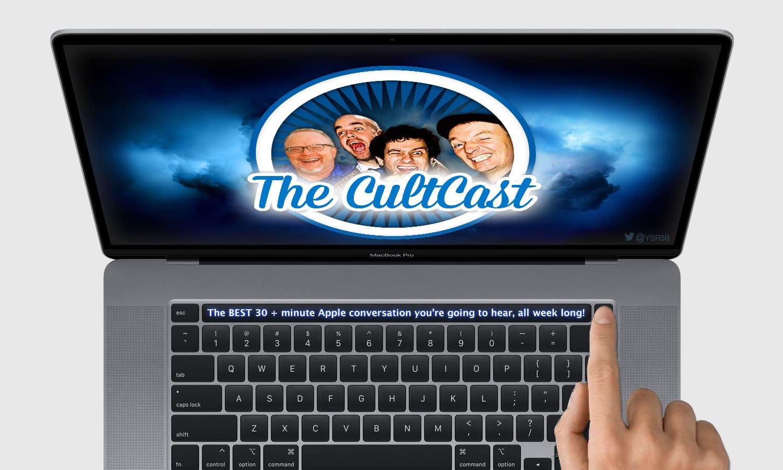 CultCast 423 MacBook Pro