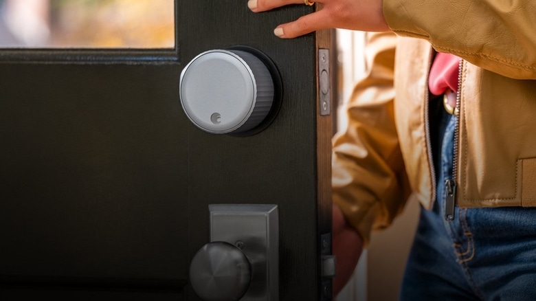 August Wi-Fi Smart Lock offers HomeKit
