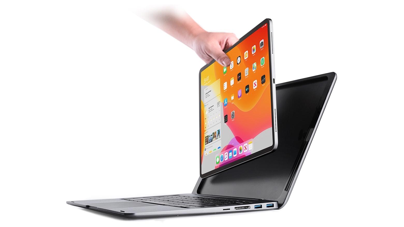 Doqo keyboard for the 12.9-inch iPad Pro.