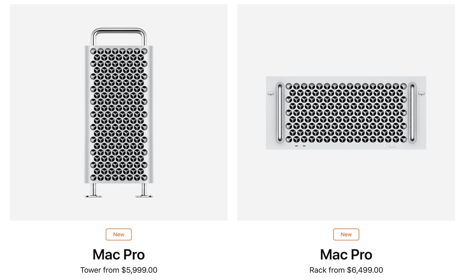 2019 Mac Pro is ready for your server room.