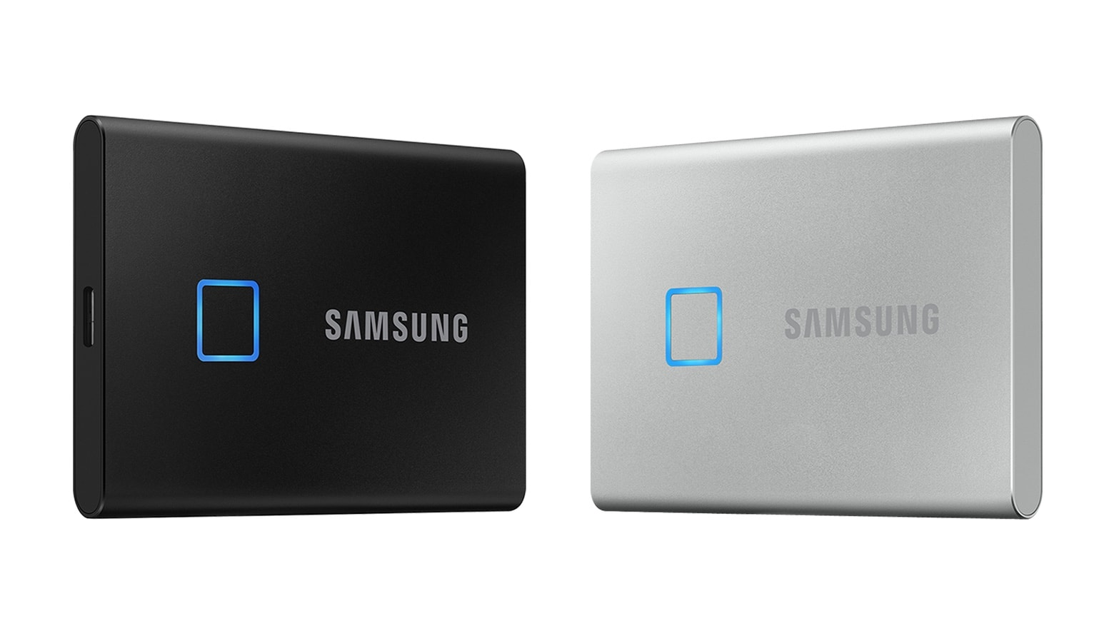 Samsung T7 Touch holds up to 2TB