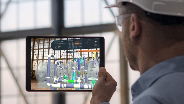 Apple augmented reality has business potential