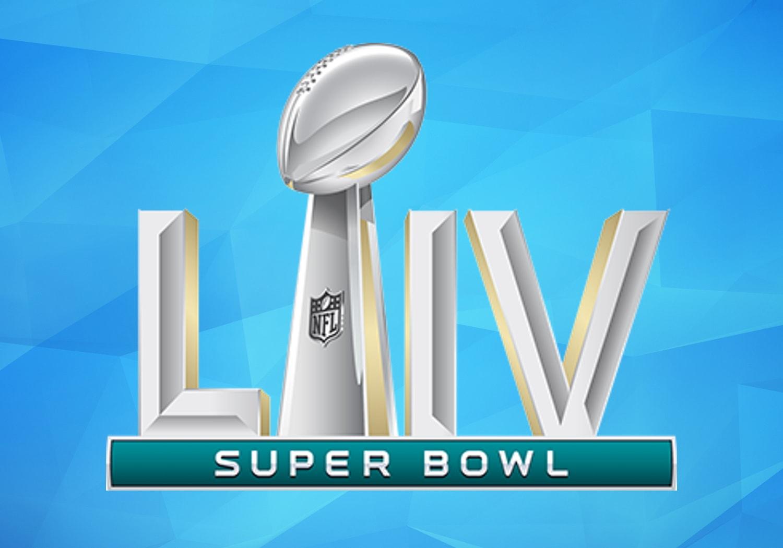 NFL Super Bowl 52 logo