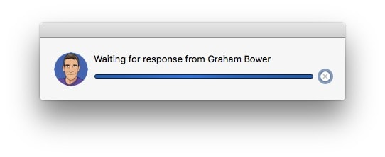C'mon Graham. Answer me.