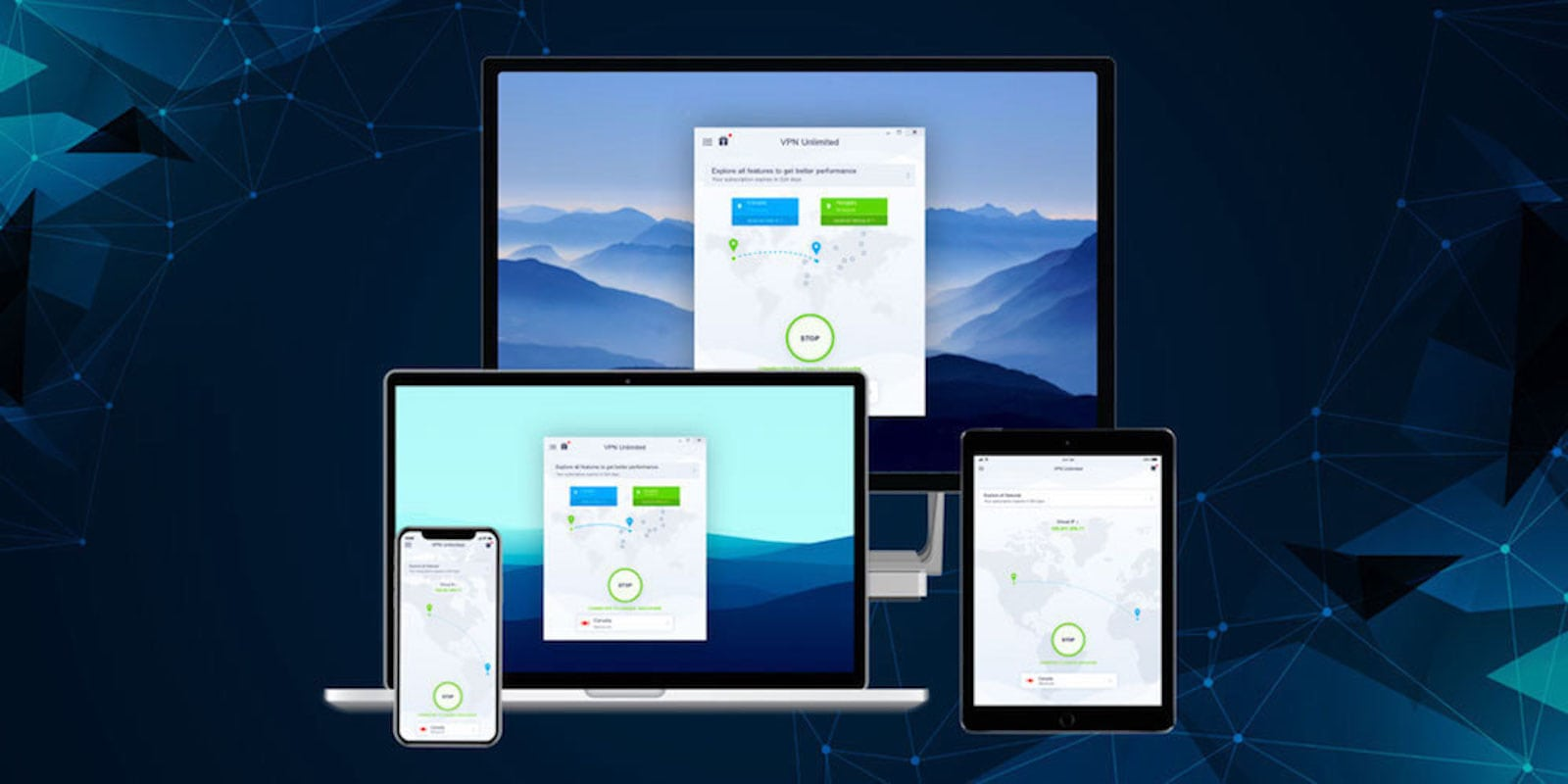 VPN Unlimited Main