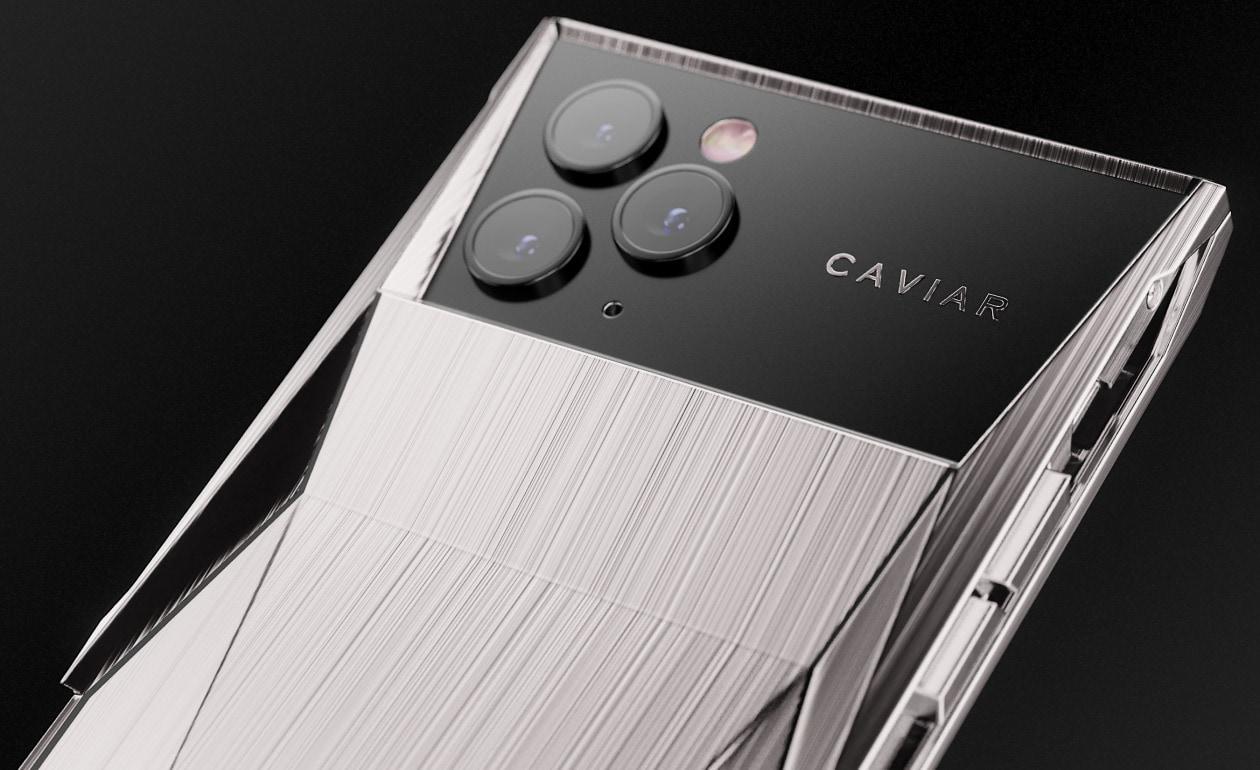 iphone that looks like Cybertruck
