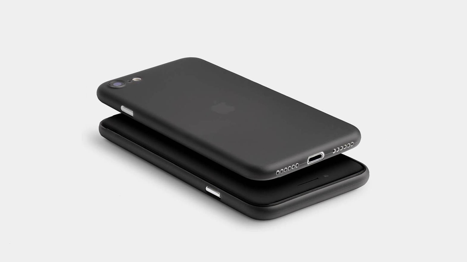 Possibly the iPhone SE in in a Totallee case.